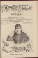 Violetas del Anáhuac, Año 1, Tomo 1, Número 46, 1888-10-21