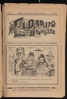El diablito bromista, Tomo II, Número 249, 1908-05-31