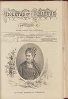 Violetas del Anáhuac, Año 1, Tomo 1, Número 27, 1888-06-10