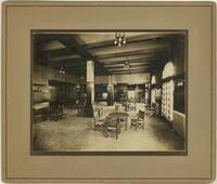 Scottish Rite Cathedral (Dallas, Tex.): interior lounge