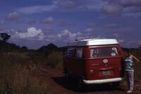 Yaxcopoil, Gerrie with Volkswagen