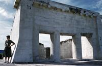 Zaculeu, \Temple #4 upper building,\ Gerrie