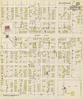 Sanborn Fire Insurance Maps Port Arthur, Texas, 1918, Sheet 15