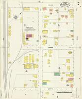 Sanborn Fire Insurance Maps New Braunfels, Texas, 1907, Sheet 7