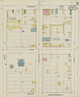 Sanborn Fire Insurance Maps San Angelo, Texas, 1894, Sheet 5