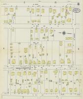 Sanborn Fire Insurance Maps Paris, Texas, 1914, Sheet 8