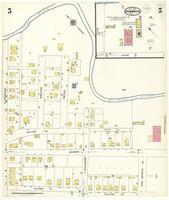 Sanborn Fire Insurance Maps Brownwood, Texas, 1923, Sheet 5