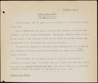 Great Britain Ministry of Information: Daily Press Notices and Bulletins:1944-12-05