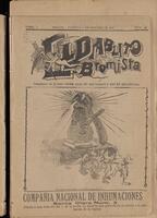 El diablito bromista, Tomo I, Número 13, 1907-10-06