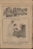 El diablito bromista, Tomo I, Número 14, 1907-10-13
