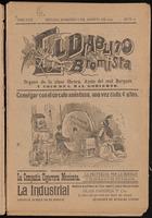 El diablito bromista, Tomo VIII, Número 5, 1904-08-07
