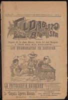 El diablito bromista, Tomo VIII, Número 10, 1904-09-11