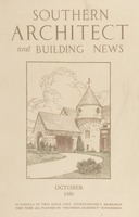 Southern Architect and Building News, Volume 56, no. 10, October 1930