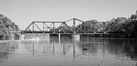 Riverside Swing Bridge (Riverside, Tex.)