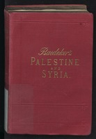 Palestine and Syria