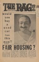 Rag (Austin, Tex. : Print), Volume 2, no.32, July 18, 1968
