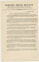 Great Britain Ministry of Information: Daily Press Notices and Bulletins:1940-04-10